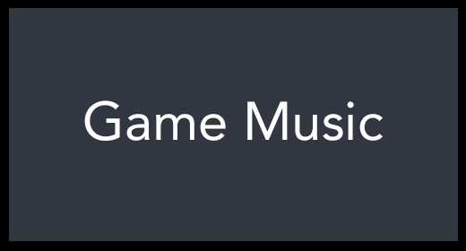 Game Music