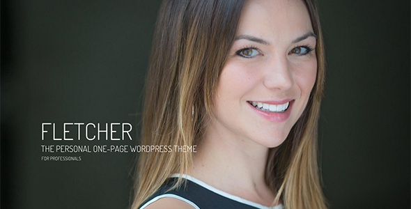 Download Fletcher - Personal WordPress Theme nulled download