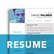 A4 Modern Resume 2