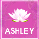 Ashley - A WordPress Blog Theme