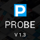 Probe - Responsive Multi-Purpose HTML5 Template