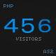 PHP visitors counter PRO - ActiveDen Item for Sale