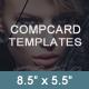 Comp Card Templates