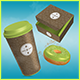 Coffee and Donut Mock-Up