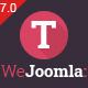 Wethink - Single&Multi Page Joomla Theme