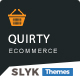 Quirty - SIngle Product Muse eCommerce Template