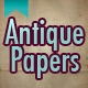 Antique paper textures pack