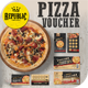 Pizza Voucher Loyalty Card