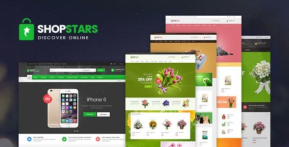 Image of Leo Shopstars Responsive Prestashop Theme