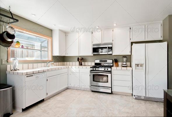 PhotoDune Kitchen 1556227