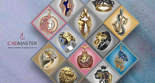 Jewelry Modeling Collection