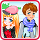 Special Date  Couple Dress Up Game