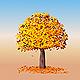 tree autumn - ActiveDen Item for Sale