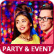 Night Party - HTML5 ad banners