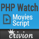 PHP Watch Movies Script