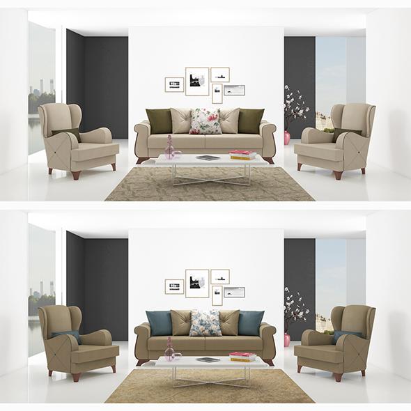 3DOcean interior scene 15582957