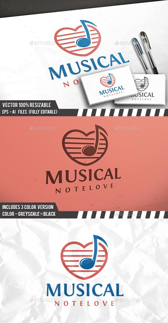 Music Love Logo