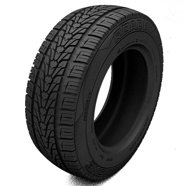 Tire Roadstone Roadian HP - 3DOcean Item for Sale