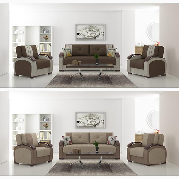 3DOcean interior scene 15589583