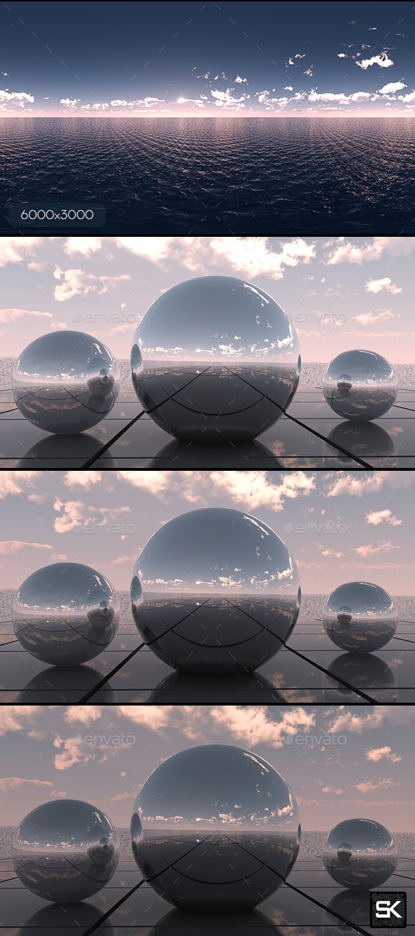 Sky.3 - 3DOcean Item for Sale