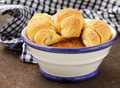 Homemade Pastries, Sweet Buns Rolls
