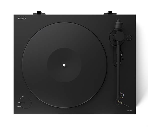 SONY vinyl player - 3DOcean Item for Sale