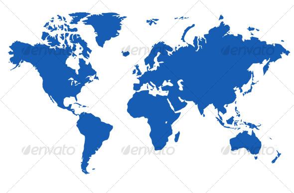 GraphicRiver The World 61414