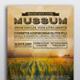 Mussum Event Poster Template