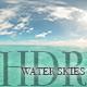 HDR Water Skies