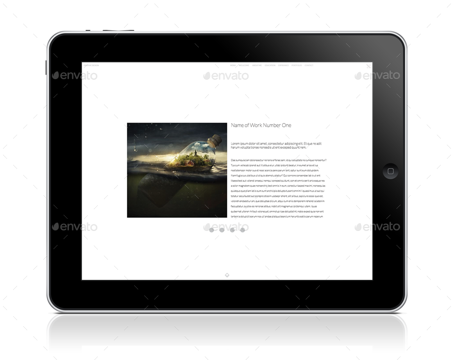 interactive pdf on ipad from indesign