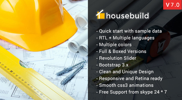 housebuildhy.  large preview - Housebuild - Joomla Construction Business Theme