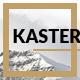 Kaster — Multipurpose Agency/Personal Portfolio & Modern Blog PSD Template