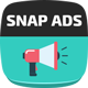 Snap Ads - Serve & Track Your Own Advertisements