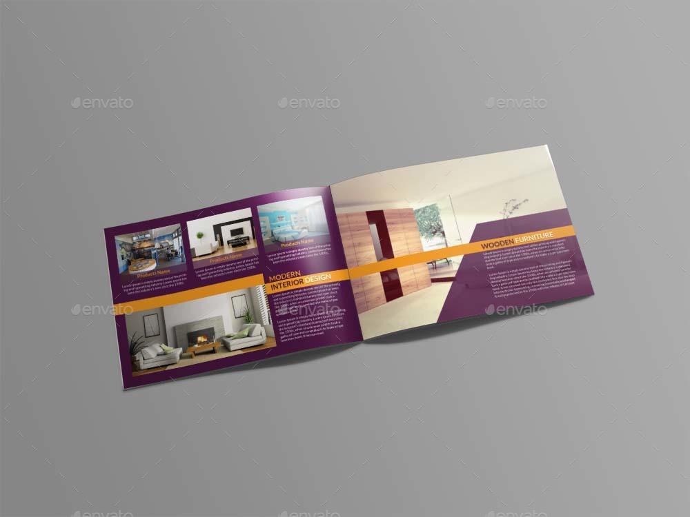 Interior Design Catalog. by themexone | GraphicRiver