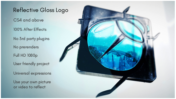 Download Reflective Gloss Logo nulled download