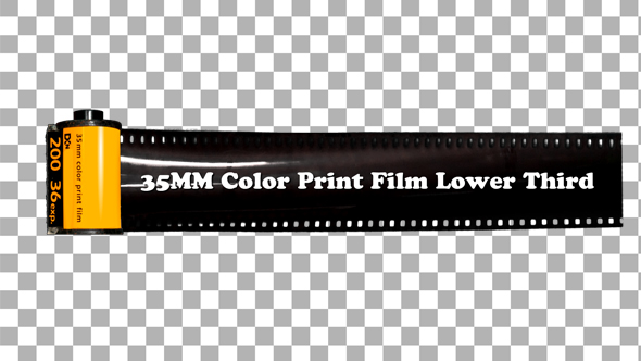 Download 35 Mm Color Print Film Lower Third nulled download