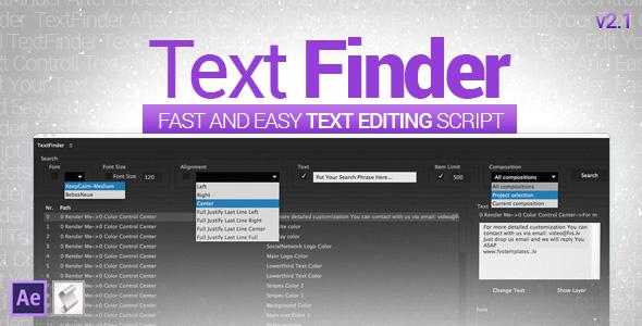 Text Finder v2.2