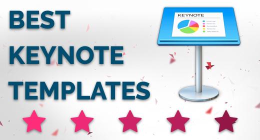 5 Best Keynote Templates & Themes