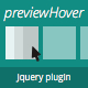 Preview Hover Gallery