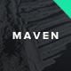 Maven - One Page Portfolio Joomla Template