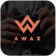 AWAX Powerpoint template