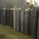 Acetylene And Gas Steel Storage Tanks