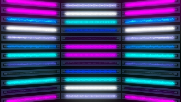 VideoHive Flashing Colorful Lights 15625966