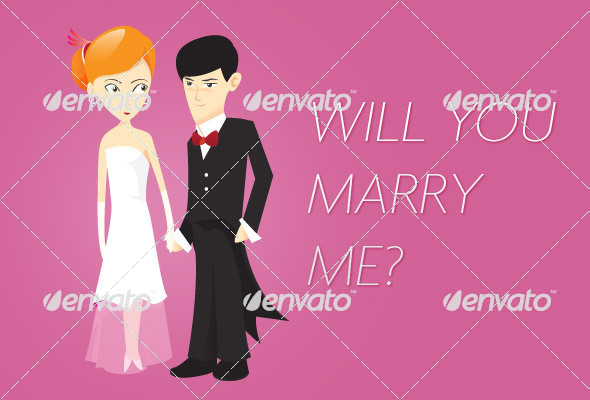 GraphicRiver Wedding 28286