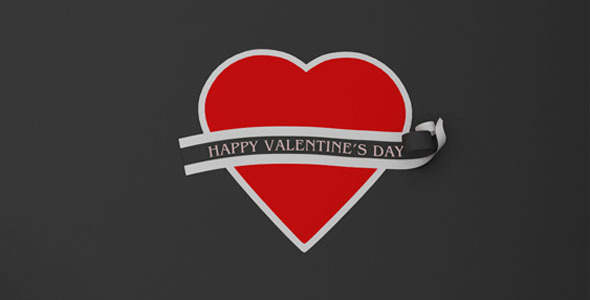 After Effects Project - VideoHive Peeling Valentine Photo Display 1491671