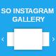 SO Instagram Gallery - Responsive Opencart Module
