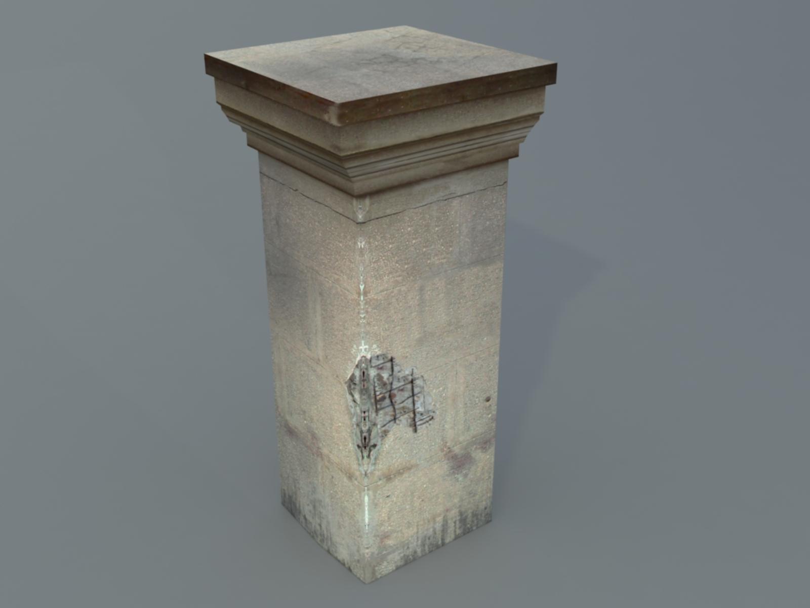 3DOcean Column 1564654