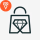 Diamond Shop Logo
