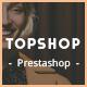 Topshop - Premium Responsive Prestashop Theme
