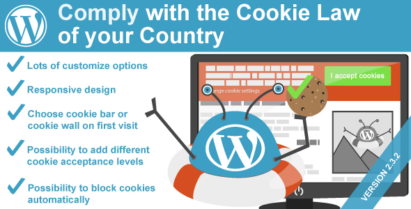 Download WeePie Cookie Allow - Advanced EU Cookie Law Compliance Plugin nulled download
